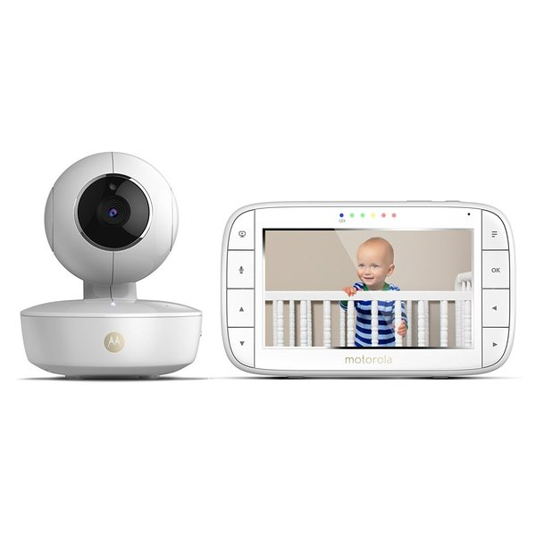 "5"" Portable Video Baby Monitor"