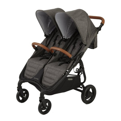 Valco Baby Snap Duo Trend Double Stroller - Charcoal