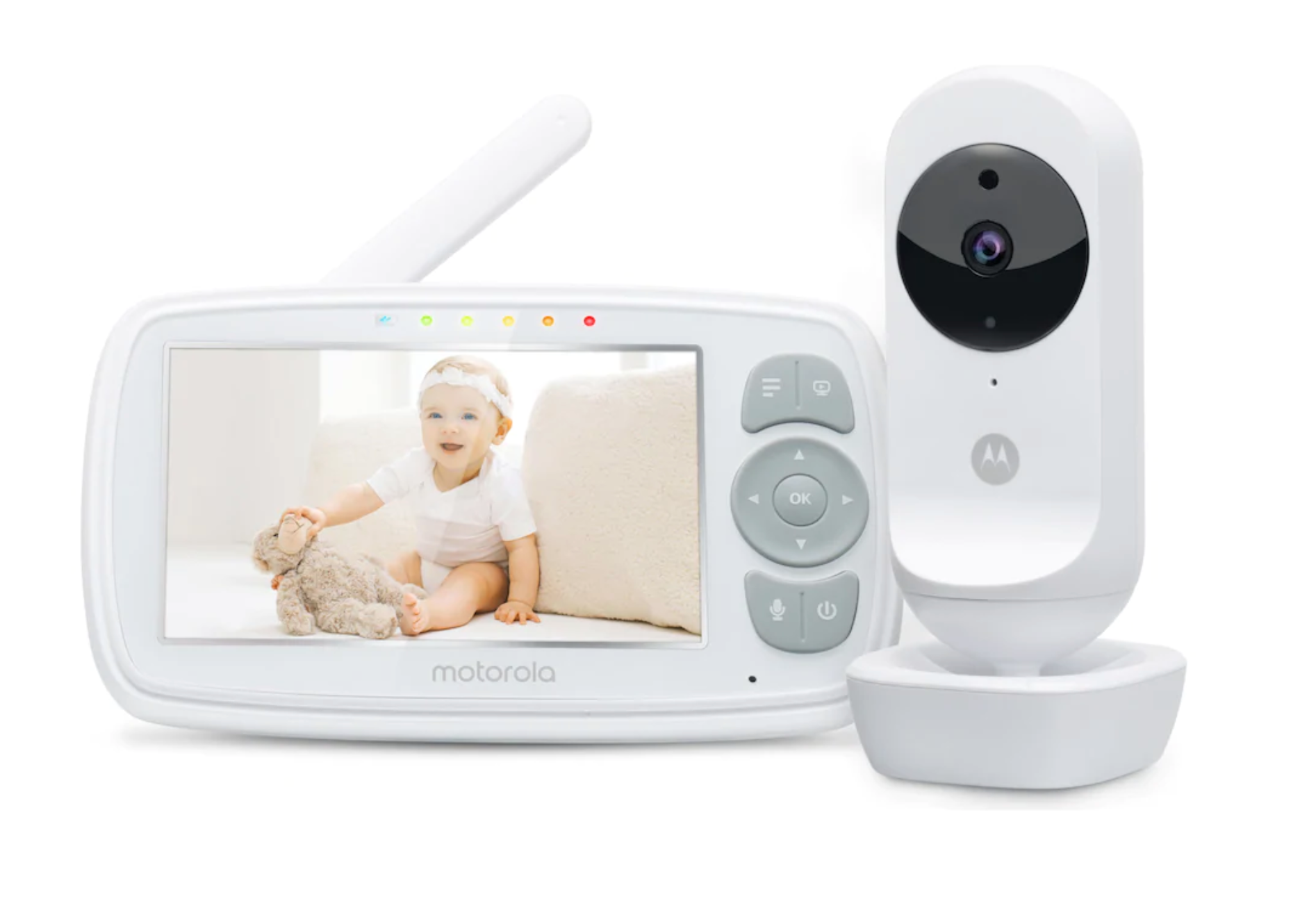 "EASE 4.3"" Video Baby Monitor"