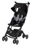 Pockit All Terrain Stroller + Car Seat Adaptors + GB Cot