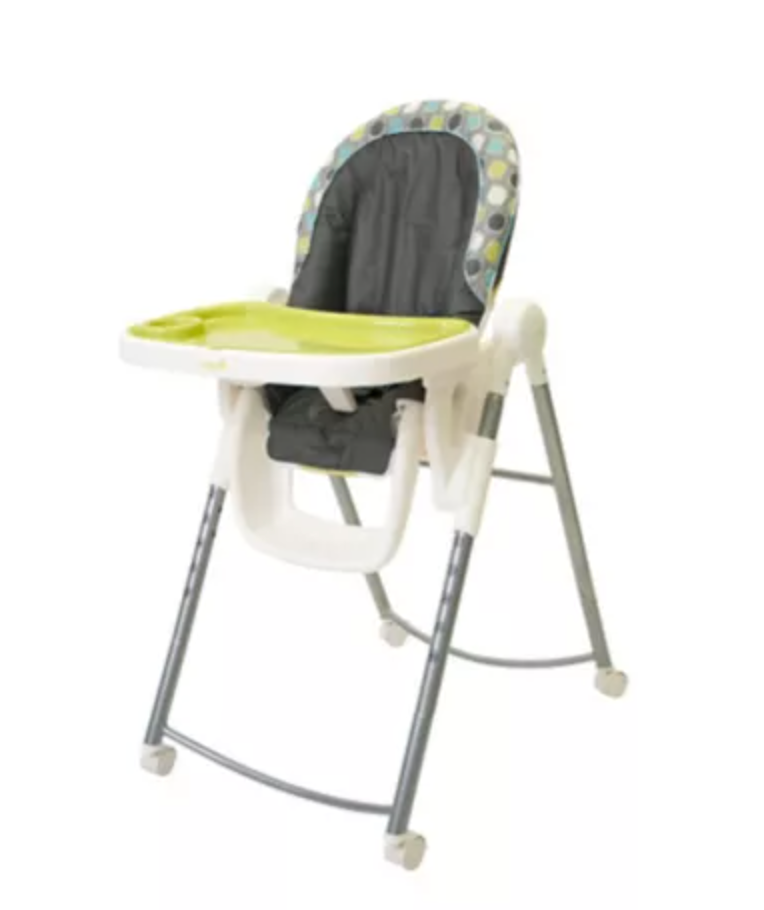 Adap Table Adjustable Highchair
