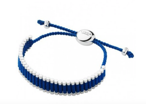 Kids Friendship Bracelet- Blue