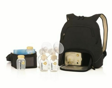 Pump In Style Double Electric Breast Pump with Backpack