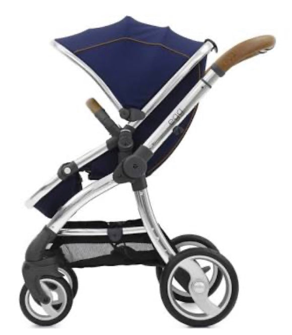 Egg Stroller- Regal Navy
