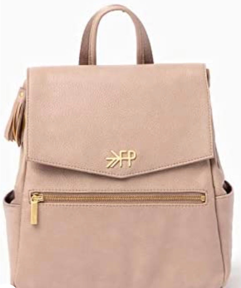 Classic Mini Backpack- Desert Rose