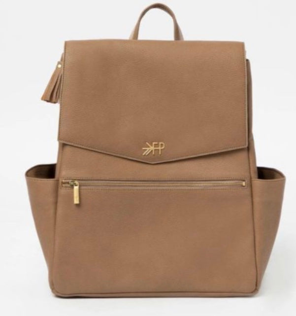 Classic Diaper Bag- Toffee