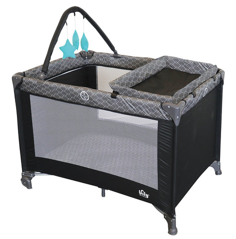 Easy Go Playard With Bassinet and Changer