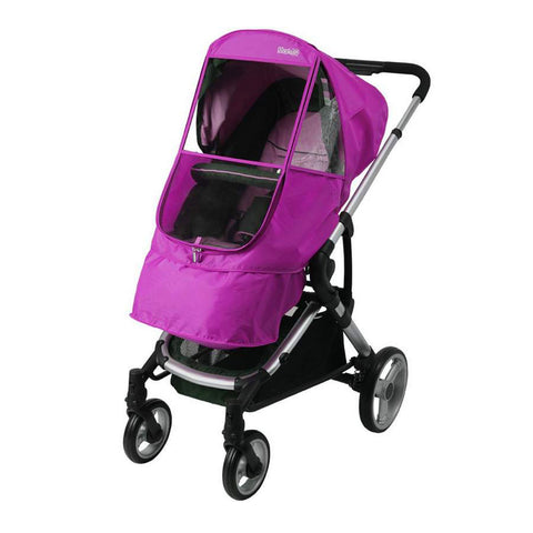 Elegance Beta Stroller Shield - Purple