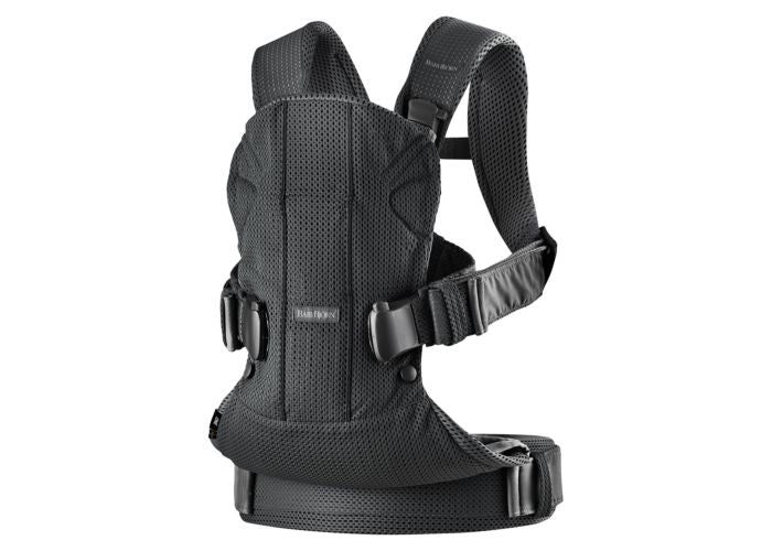 Baby Carrier One Air Mesh- Black