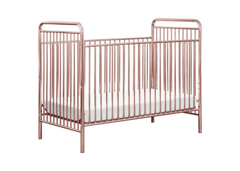 Jubilee 3-in-1 convertible Metal Crib