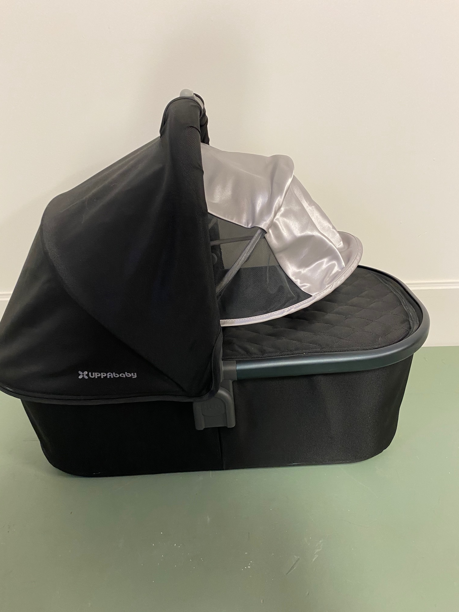 UPPAbaby Bassinet Vista/Cruz- Black