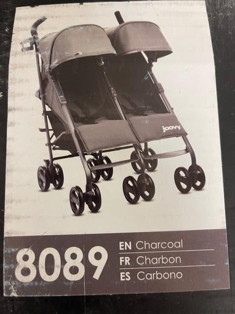 New Groove Ultralight Double - Charcoal