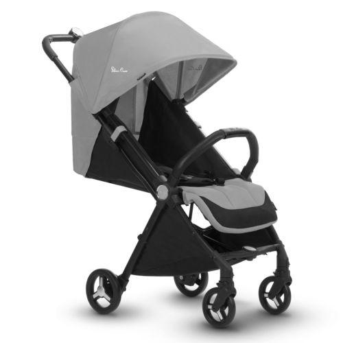 Jet Ultra Compact Stroller - Silver