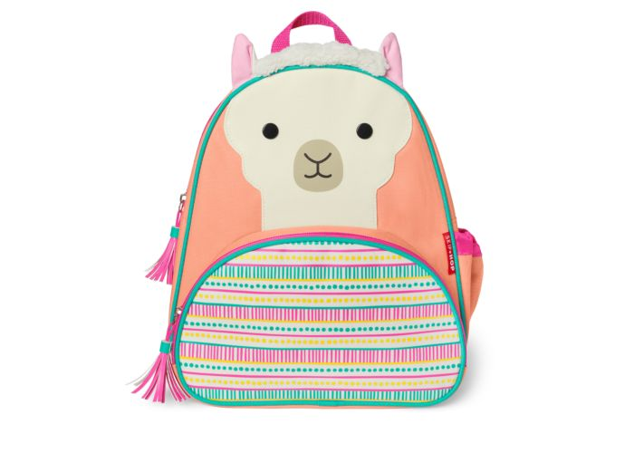 Zoo Pack Backpack Llama