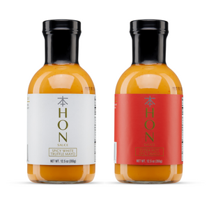 Hon Sauce Bundle (Extra Hot X Truffle)