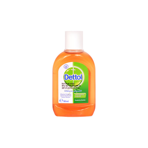 Dettol Antiseptic 50ml