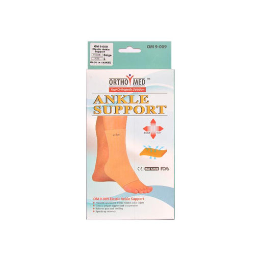 Orthomed Ankle Support L
