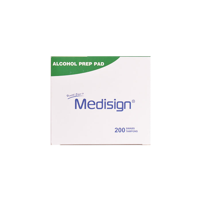 Medisign Alcohol Sawab