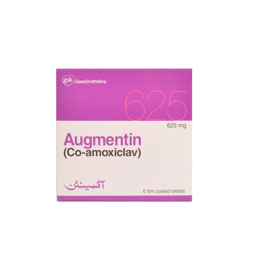 Augmentin 625 Tablet