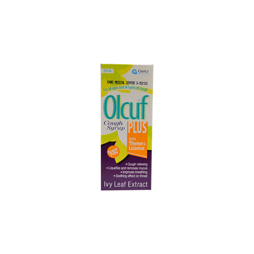 Olcuf Plus Syrup
