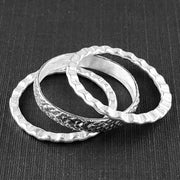 101 - Stacking Ring - Beginner Jewelry Class