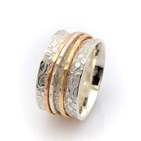 104 - Spinner Ring - The Loft Jewelry Studio