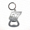 KLR #57 | Bottle Opener Keychain