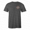 "KLR Badge | ""57 Colors"" Charcoal Tee Shirt"