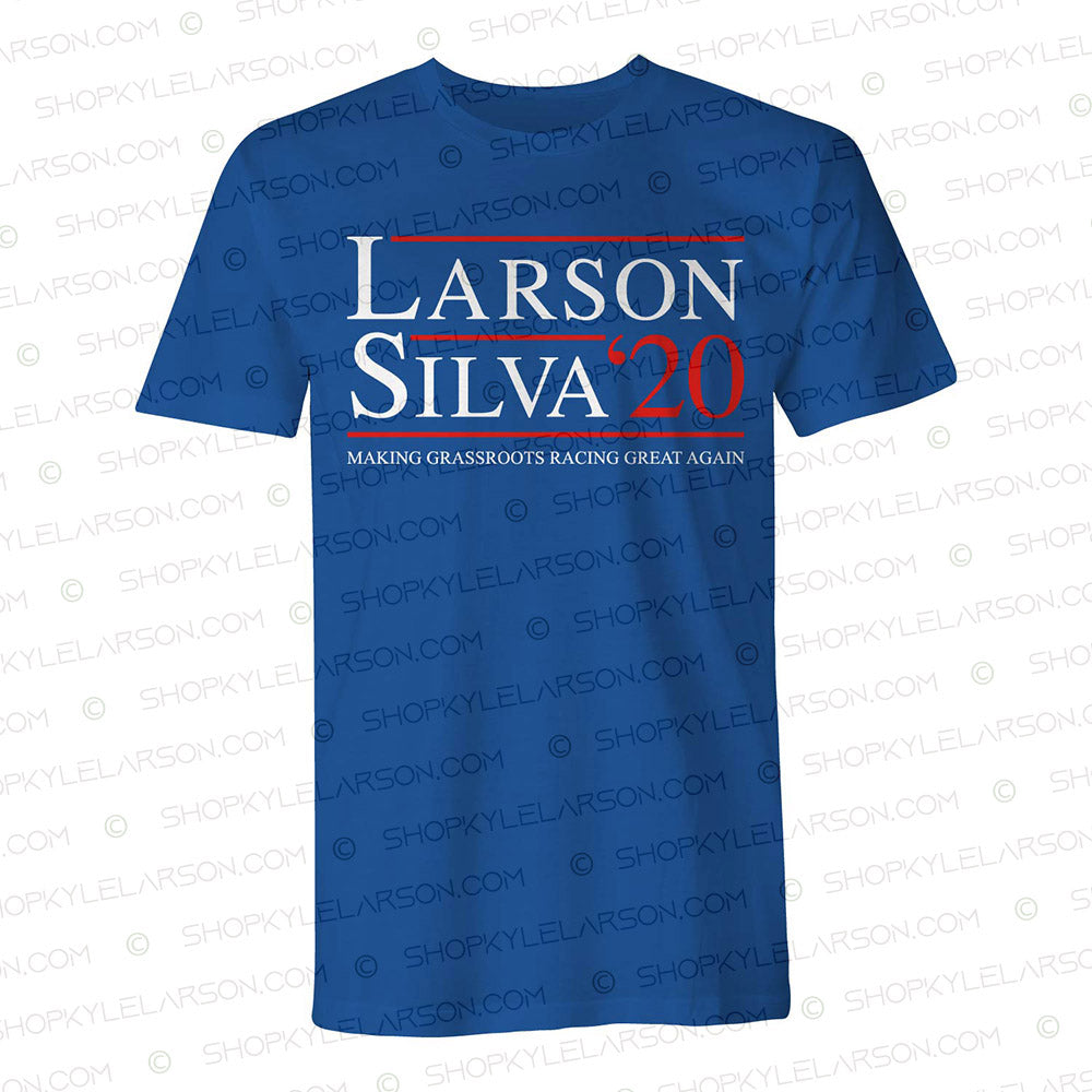 Larson Silva '20 | Royal Tee Shirt