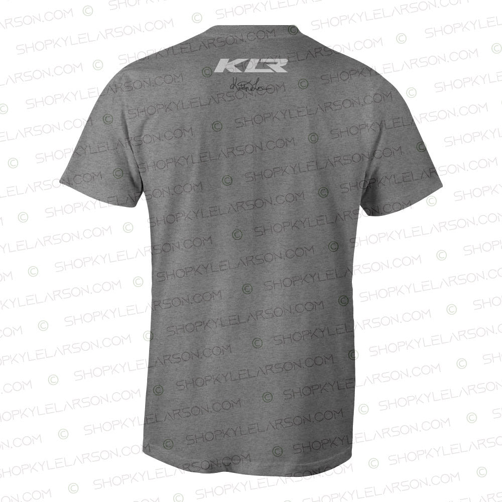 KLR Shotgun Sweetie | Charcoal Tee Shirt