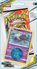 Pok Tcg Sun & Moon Cosmic Eclipse Checklane Настольная игра