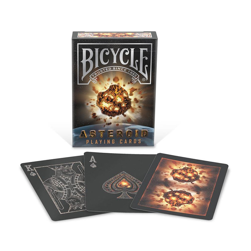 Playing Cards Bicycle Asteroid - ბანქოს დასტა