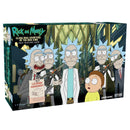 Board game Ricky and Morty. Rick & Morty. Close Rick-Counters Board Game