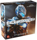 Board game Cry Havoc Board game
