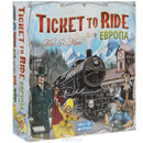 Board game Train ticket. Europe (Билет на поезд. Европа (3-е рус. Изд.)) Board game