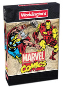 Board game card deck Marvel Comics Retro Playing Cards Board game