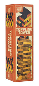 Board game Toppling Tower - Wooden Games Board game