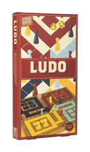 Board game Ludo - Wooden Games Board game
