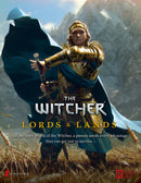 Board game The Witcher: Lords & Lands Board Game