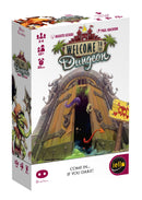 Board game Welcome to the underground (Welcome to the Dungeon) Board game