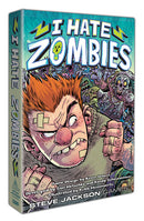 Board game I hate zombies (I Hate Zombies) Board game