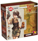 Board game Tara Wolf in the Valley of the Kings Board game