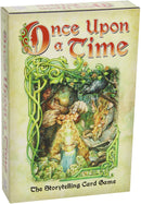 It was a board game and not what the 3rd Edition (Once Upon A Time 3rd Edition) was a board game