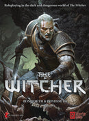 The Witcher TRPG role-playing game