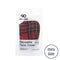 Red Tartan Face Cover Mini - Kids cover