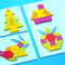 Fun Puzzle Game Butterfly - Board Game