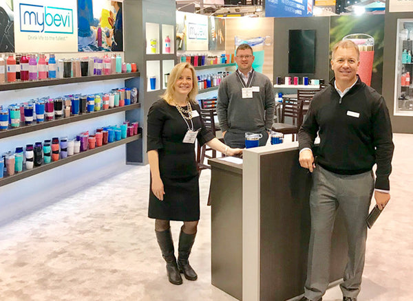 MyBevi Showcasing new items at the 2019 International Home + Housewares Show