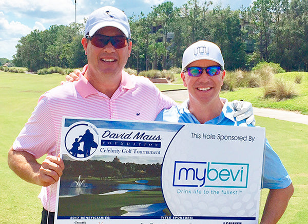 David Maus Foundation Celebrity Charity Golf Tournament