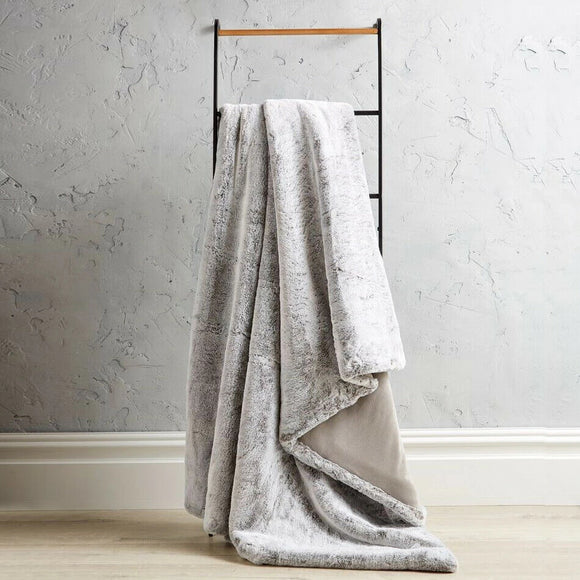 Premium Luxury Ice Tipped Throw