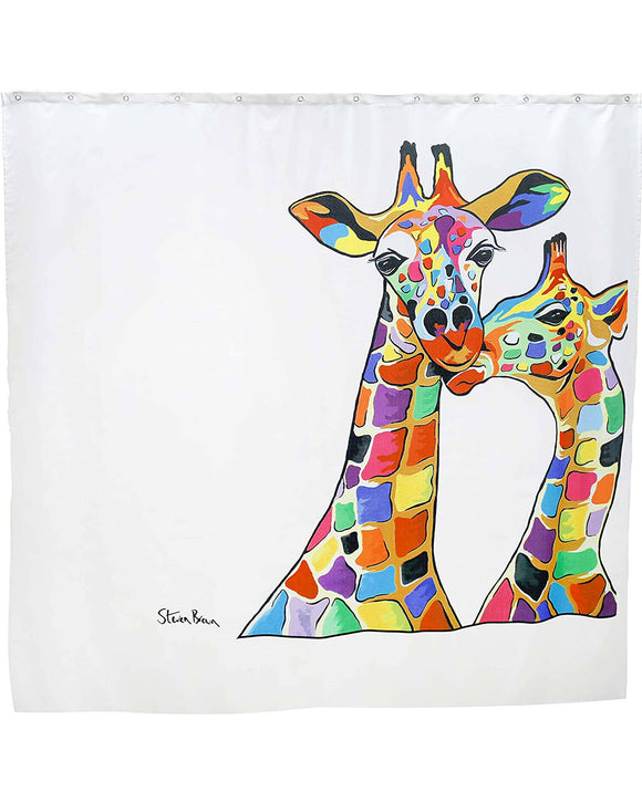 Francie & Josie By Steven Brown Shower Curtain